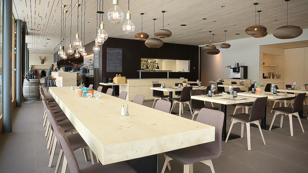 Bever Lodge   Restaurant